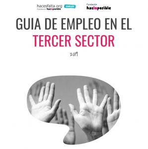 Guía Empleo Tercer Sector