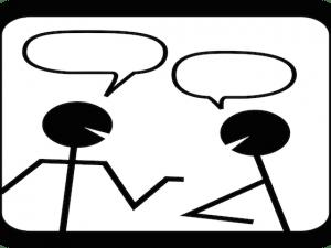 La importancia de hablar las cosas