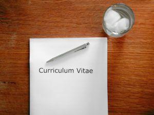 Qué poner en tu Currículum Vitae